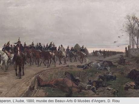 Reporté - 1870 une guerre oubliée? Mémoire des arts en Anjou