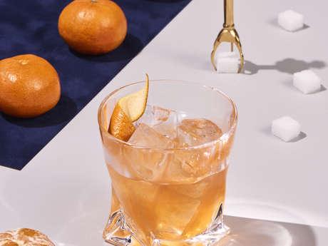 L'art du cocktail: Autour de Cointreau Noir