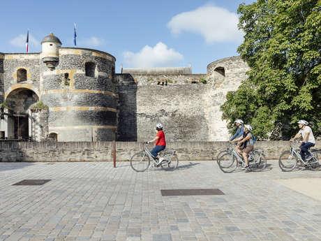 Angers Bike Tour, en cœur de ville