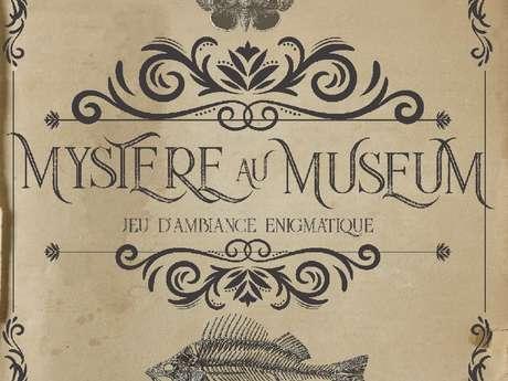 Jeu d'ambiance énigmatique: Mystère au Muséum