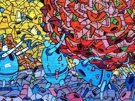 Forum des arts urbains
