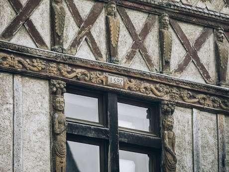 La Doutre, entre architectures médiévale et contemporaine