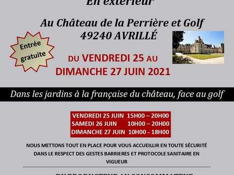 Vitisaveurs - Château de la Perrière