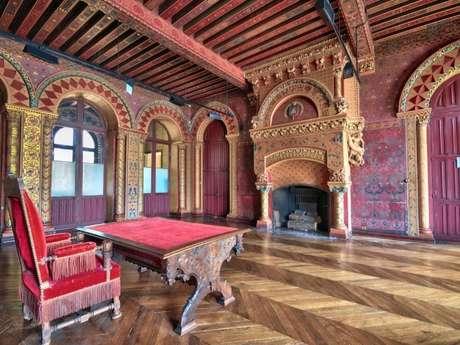 Quel palais incroyable !
