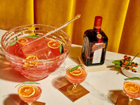L'art du cocktail sangria, punch: cocktails d'été