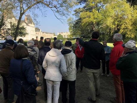 Vignoble et terroirs au château d'Epiré