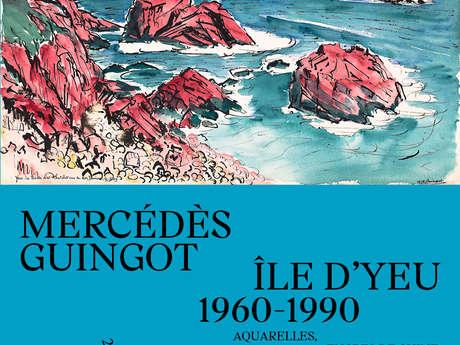 Exposition Mercédès Guingot