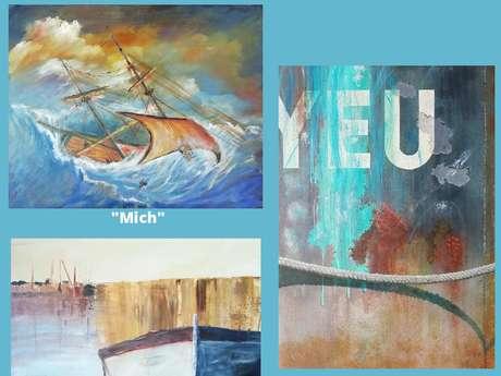 Mich - Exposition de peintures