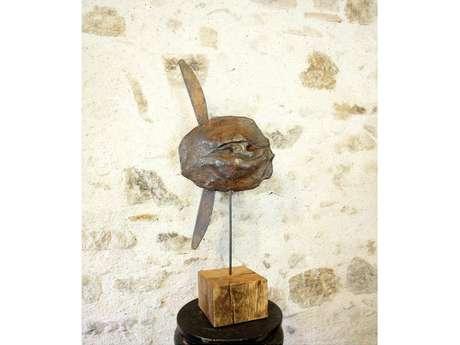 Exposition de sculptures - Brigitte De Lanouvelle