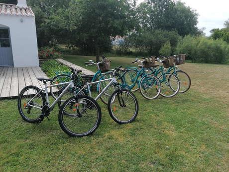Oya-Vacances -  Location de vélos