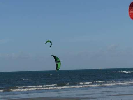 SKYFOIL - Ecole de Kite Surf