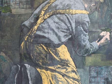 Exposition de peintures Virginie DELMAS