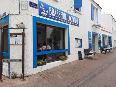 La Brasserie L'Ogienne