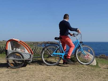 Esprit Tranqu'île - Location de vélos