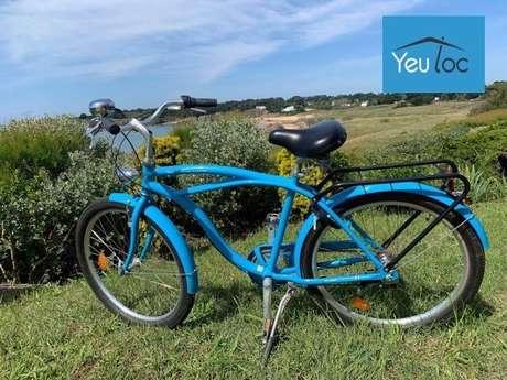 YEULOC - Location de vélos