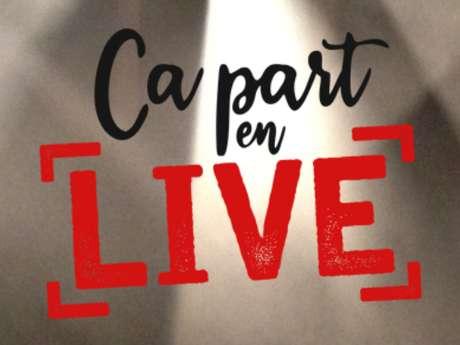 CA PART EN LIVE : concert Les Tribordais