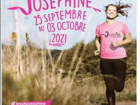 La Joséphine : course/marche féminine au profit de la ligue contre le cancer