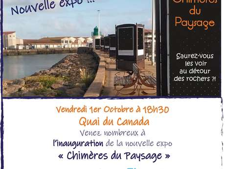Expo : Chimères du Paysage par ODySéYeu