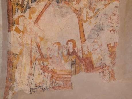 A la découverte des fresques de Saint-Sauveur
