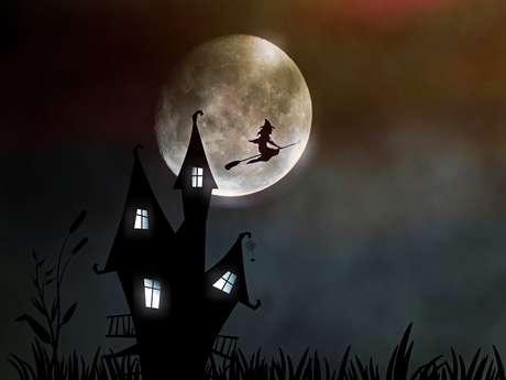 Bal d'Halloween à l'école NDDP