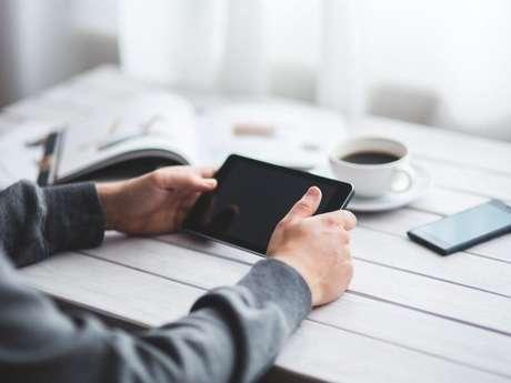 Atelier smartphone & tablette : Instagram