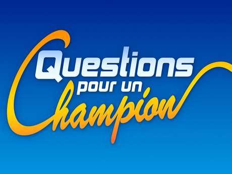 Séance publique du jeu Questions pour un Champion