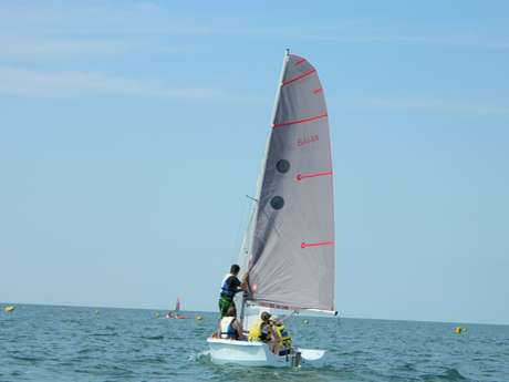 NORTH SEA CUP - REGATE INTERNATIONALE DE PLANCHE A VOILE (FOIL + GLISSE)