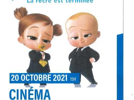 CINEMA : BABY BOSS 2 : UNE HISTOIRE DE FAMILLE