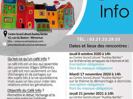 CAFE INFO - LA SECURITE ROUTIERE