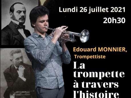 CONCERT: EDOUARD MONNIER, TROMPETTE