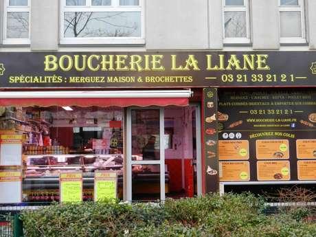 BOUCHERIE DE LA LIANE