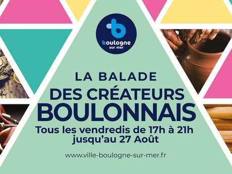 LA BALADE DES CREATEURS BOULONNAIS