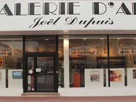 EXPOSITION DE FIN D'ANNEE / GALERIE JOEL DUPUIS