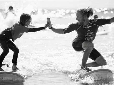 ECOLE SURF NORD EQUIHEN-PLAGE
