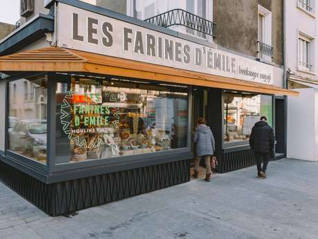 LES FARINES D'EMILE