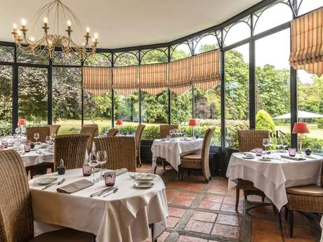 NAJETI HOTEL CHATEAU CLERY - RESTAURANT LE BERTHIER