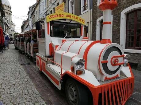PETIT TRAIN TOURISTIQUE BOULOGNE-SUR-MER