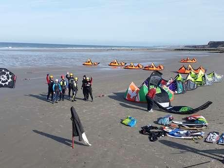 WIMKITE COURS DE KITE SURF
