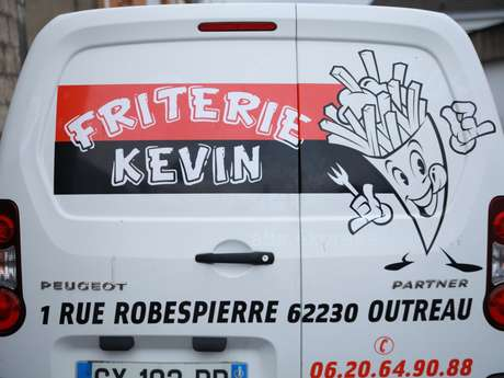 FRITERIE KEVIN