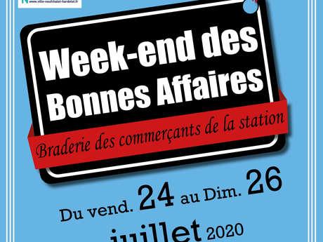 WEEK END DES BONNES AFFAIRES A HARDELOT