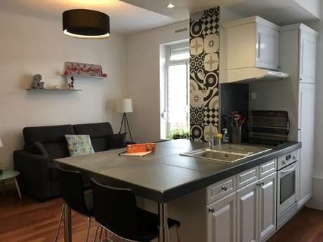 RESIDENCE LE CONTINENTAL - APPT 9 - APPARTEMENT CONVIVIAL