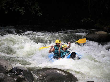 Rafting Réunion