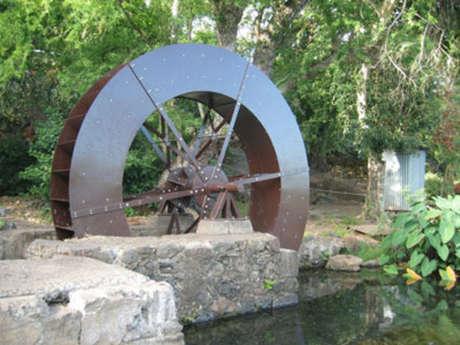 Tour des Roches - Le Moulin à Eau