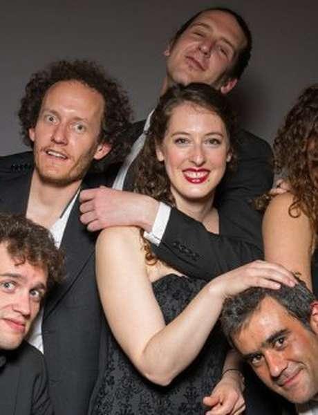 Orquesta Silbando, Ludmila Pagliero (danseuse étoile) et Omar Hasan (baryton)