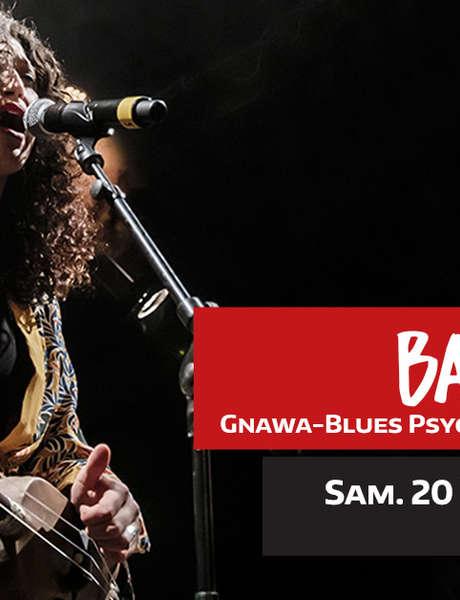 Bab L'bluz [Gnawa-Blues Psyché]