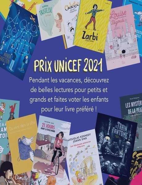 Prix Unicef de littérature jeunesse