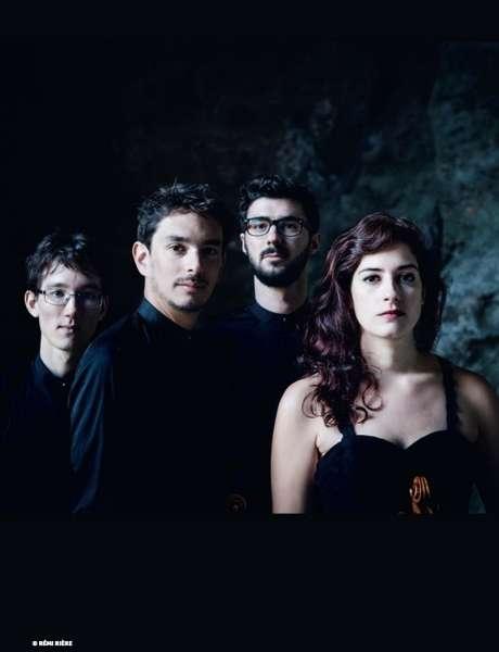 Quatuor Hanson & Victoire Brunel