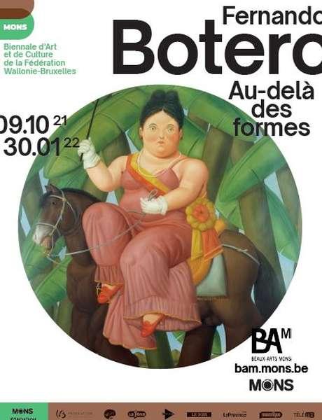 Fernando Botero, Au-delà des formes. (Voorbij de vormen)