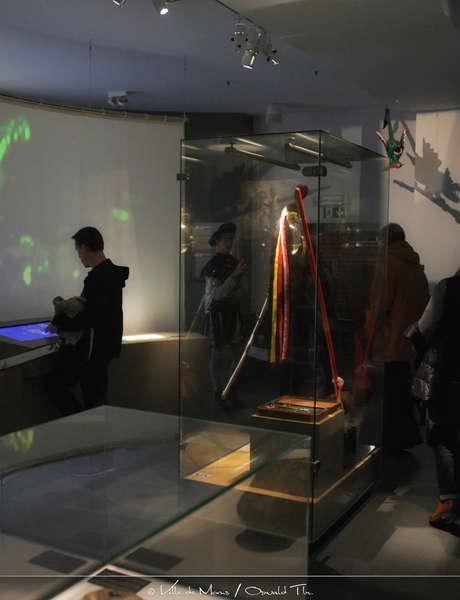 Nuit des musées - Het Musée du Doudou