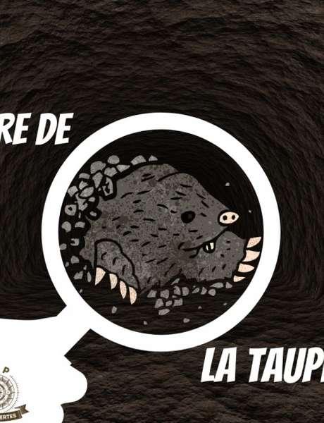 Le mystère de la taupe géante